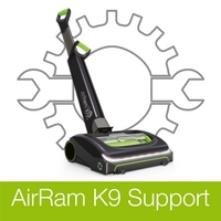 AirRam K9 Support