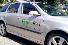 ecofort Gtech delivery